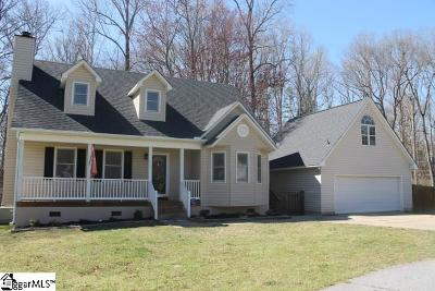Single Family Home For Sale: 126 Emerald