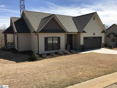 Piedmont Single Family Home For Sale: 208 Laurel Trace