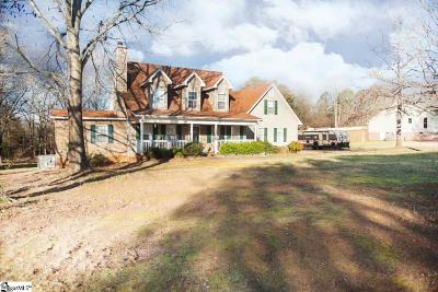 Easley Single Family Home For Sale: 116 Heritage
