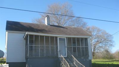 Piedmont Single Family Home For Sale: 1116 Old Bessie