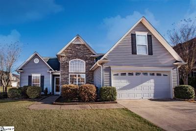 Simpsonville Single Family Home Contingency Contract: 101 Mercer