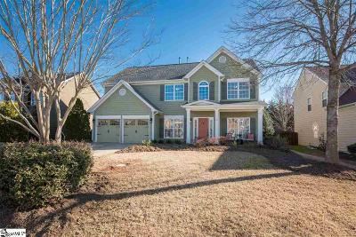 Greer Single Family Home Contingency Contract: 23 Springhead