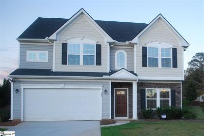 Greer Single Family Home For Sale: 700 Tuckborough