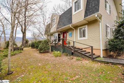 Single Family Home For Sale: 284 Devils Fork