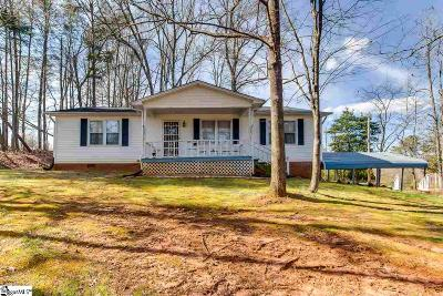 Easley Single Family Home For Sale: 101 Shady