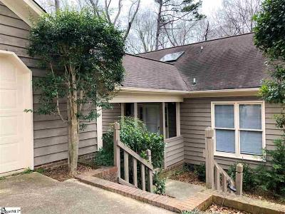 Greer Single Family Home For Sale: 111 Cherrywood