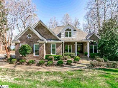 Inman Single Family Home For Sale: 602 Lakewinds