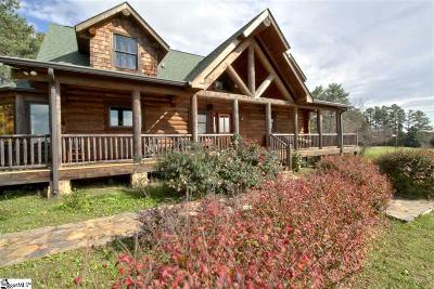 Single Family Home For Sale: 366 Cherokee Hill