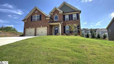 Greer Single Family Home For Sale: 101 Granito
