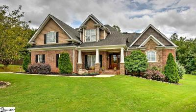 Greer Single Family Home For Sale: 25 Meadowglen
