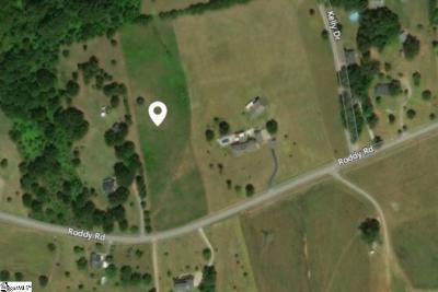Residential Lots & Land For Sale: 1550 Roddy