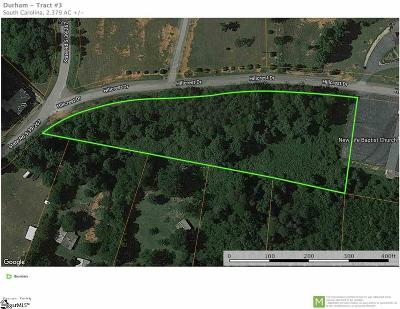Residential Lots & Land For Sale: Hillcrest