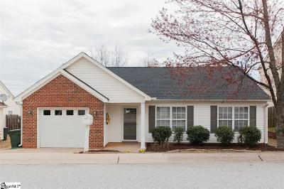 Greer Single Family Home For Sale: 14 Seaside