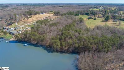 Inman Residential Lots & Land For Sale: Hillside