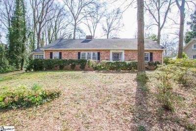 Anderson Single Family Home For Sale: 904 Hiawatha