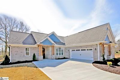 Taylors Single Family Home For Sale: 1 Masonbuilt
