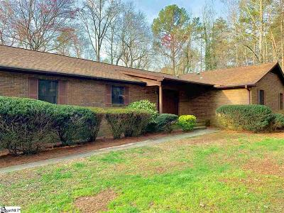 Single Family Home For Sale: 228 Green Tree