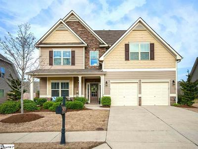 Greenville County Single Family Home For Sale: 427 Bridge Crossing