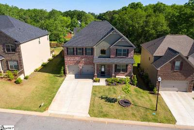 Greer Single Family Home For Sale: 109 Mansfield