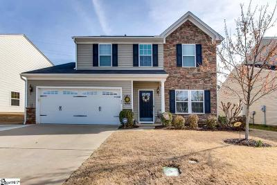 Greenville Single Family Home For Sale: 42 Shale