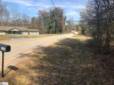 Travelers Rest Residential Lots & Land For Sale: Mush Creek