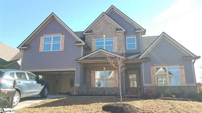 Simpsonville Single Family Home For Sale: 147 Fort