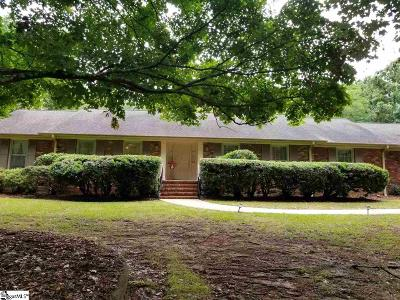 Greenville Single Family Home For Sale: 10 Graystone
