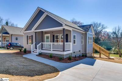 Greenville SC Single Family Home Contingency Contract: $229,900