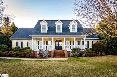 Greenville County Single Family Home For Sale: 23 Juneberry