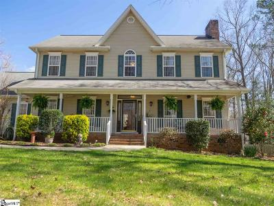 Piedmont Single Family Home For Sale: 2 Leaf