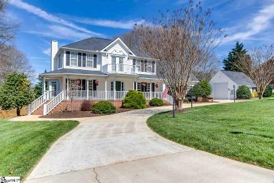 Greenville County Single Family Home For Sale: 14 Silver Knoll