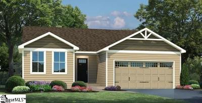 Greenville Single Family Home For Sale: 215 Torrington