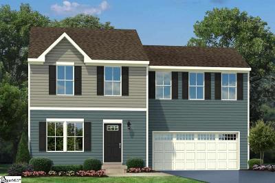 Greenville Single Family Home For Sale: 217 Torrington