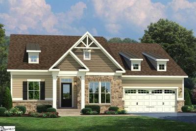 Greer Single Family Home For Sale: 215 Edwin Ellis