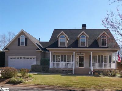 Greer Single Family Home For Sale: 2 Hoptree