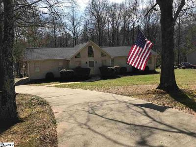 Spartanburg Single Family Home For Sale: 137 Miles