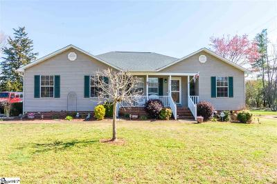 Greenville Single Family Home For Sale: 410 Plano