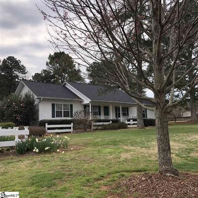 Central SC Single Family Home For Sale: $209,000