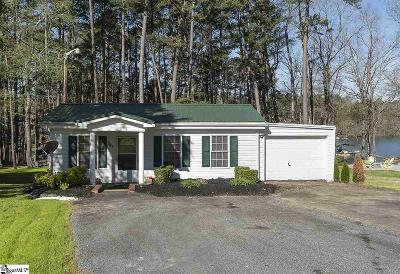 Townville SC Single Family Home For Sale: $225,000