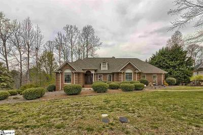 Greer Single Family Home For Sale: 108 Highmount