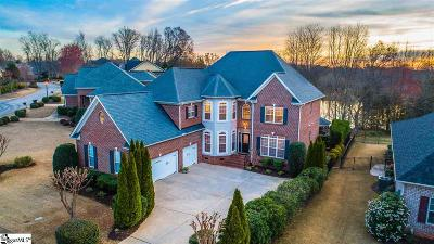 Simpsonville Single Family Home For Sale: 202 Asheton Lakes