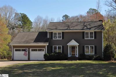 Spartanburg Single Family Home For Sale: 304 Green Tree