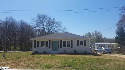Simpsonville Single Family Home For Sale: 407 Cox
