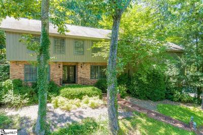 Easley Single Family Home For Sale: 400 Bella Vista