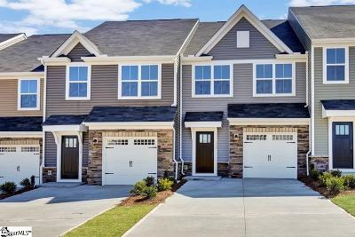 Spartanburg Condo/Townhouse For Sale: 310 Weststone #1200B