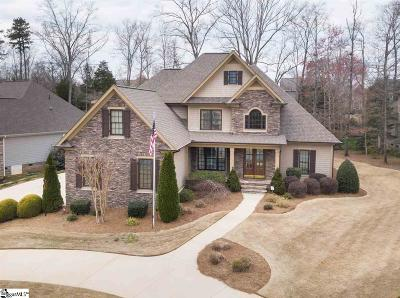 Simpsonville Single Family Home For Sale: 2 Laurel Branch