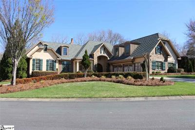 Spartanburg Single Family Home For Sale: 304 Cypress Point