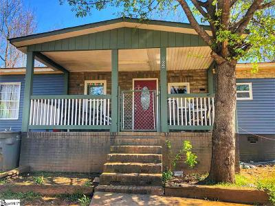 Greenville County Mobile Home For Sale: 106 Matthew