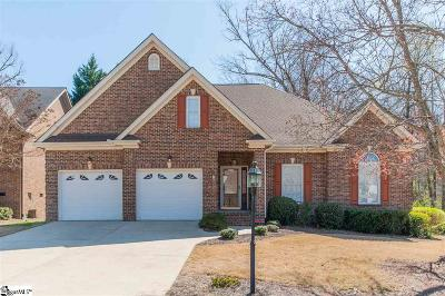 Simpsonville Single Family Home For Sale: 200 Banbury