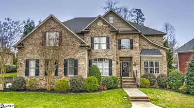 Greenville SC Single Family Home Contingency Contract: $590,000